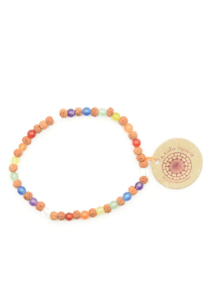 Chakra-Power-mala-bracelet
