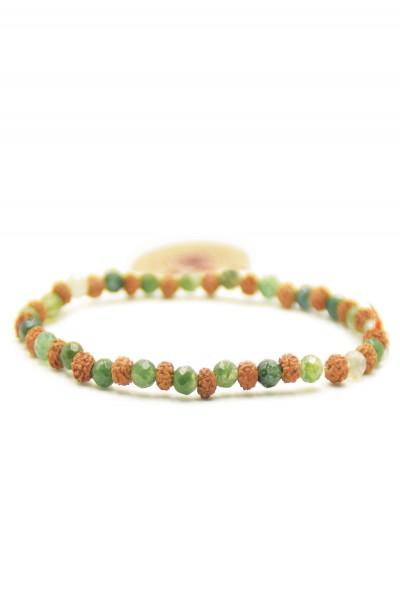 Moss-agate-bracelet