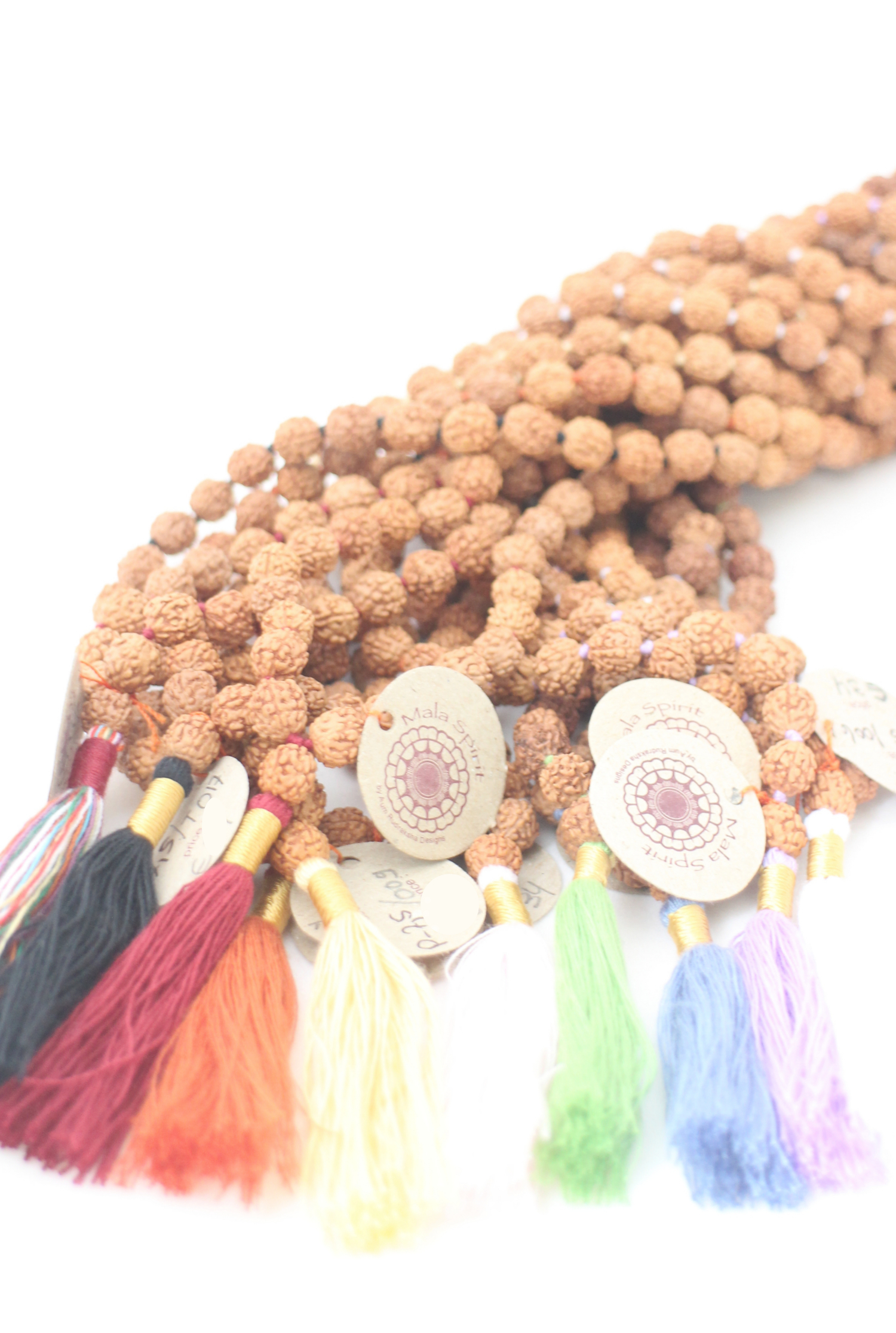 Holy mala necklace