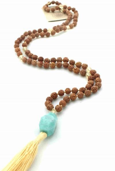 Mala-necklace-amazonite