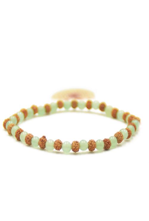 Green-aventurine-mala-bracelet